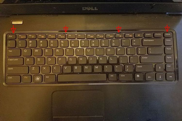 DELL M5040 Keyboard Clips