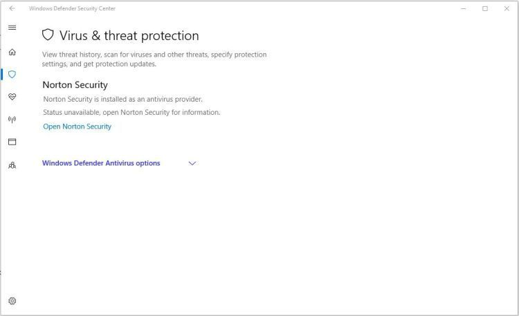 Windows Defender Threat Detection